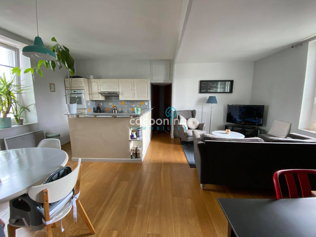 Appartement T3 NANTES - Quartier Paul Bellamy